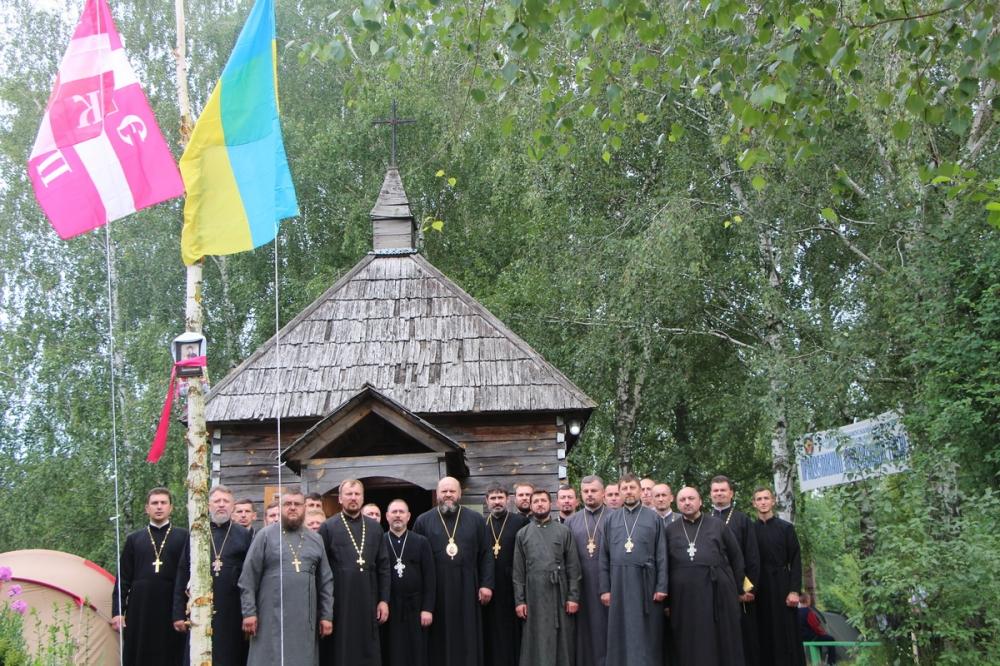 У Рокинях організували православний табір. ФОТО