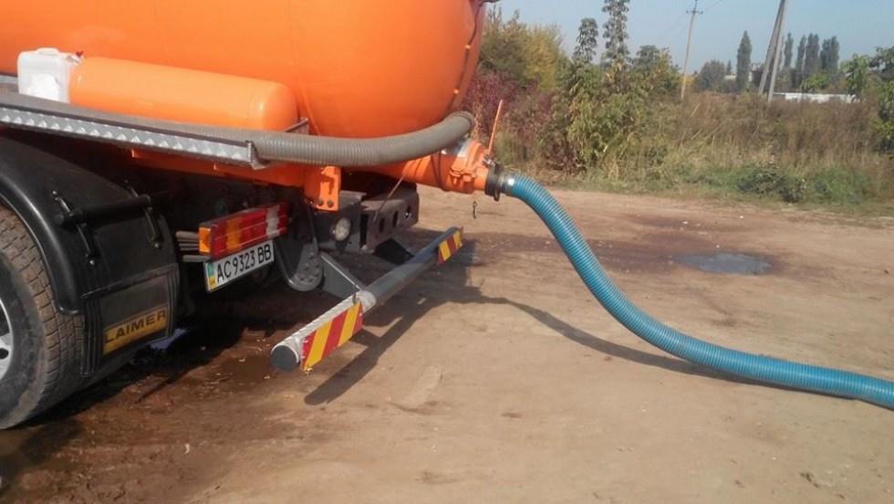 У Луцьку створили робочу групу для обстеження каналізації. СКЛАД