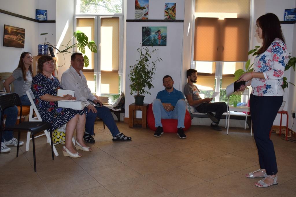 Лучани обговорили пріоритети нового плану Партнерства «Відкритий Уряд». ФОТО