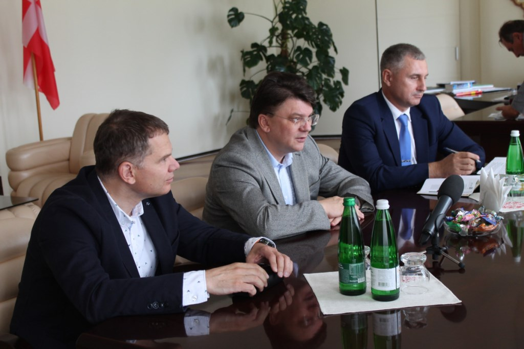 «Волинь – одна з лідерів у розвитку спортивної інфраструктури», – Міністр молоді та спорту України