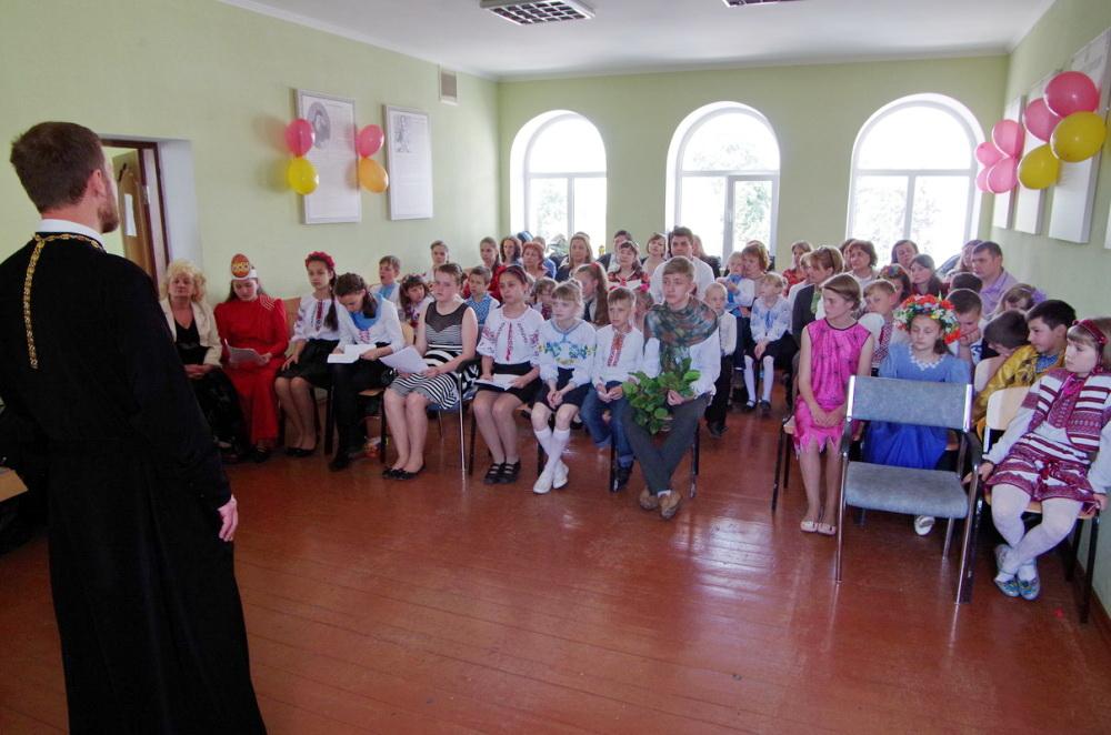 Волинська єпархія кличе дітвору до недільної школи