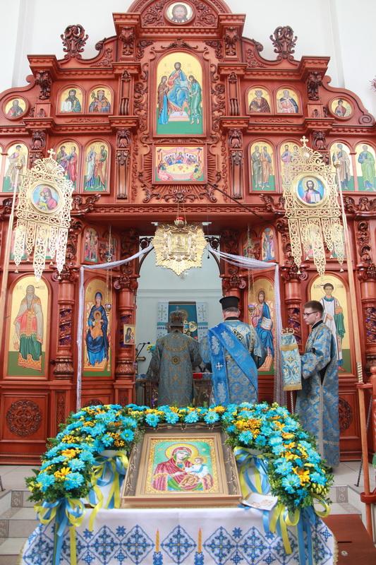 У Луцьку вшанували Волинську ікону Божої Матері. ФОТО. ВІДЕО