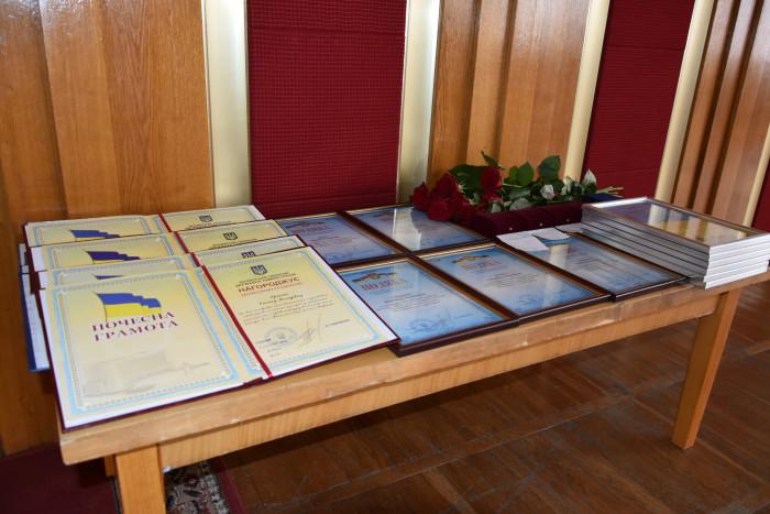 У Луцьку відзначили День Національної поліції України. ФОТО