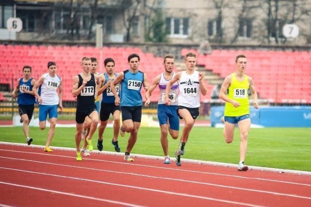 Повідомили розклад змагань чемпіонату України з легкої атлетики у Луцьку