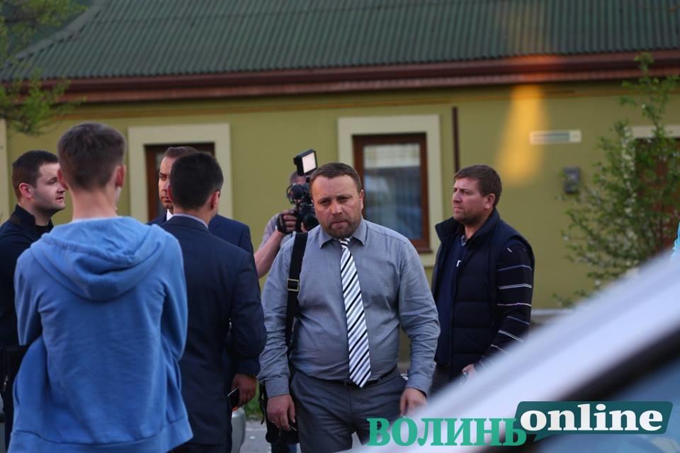 Олександр Рачковхоче поновитися на посаді через суд