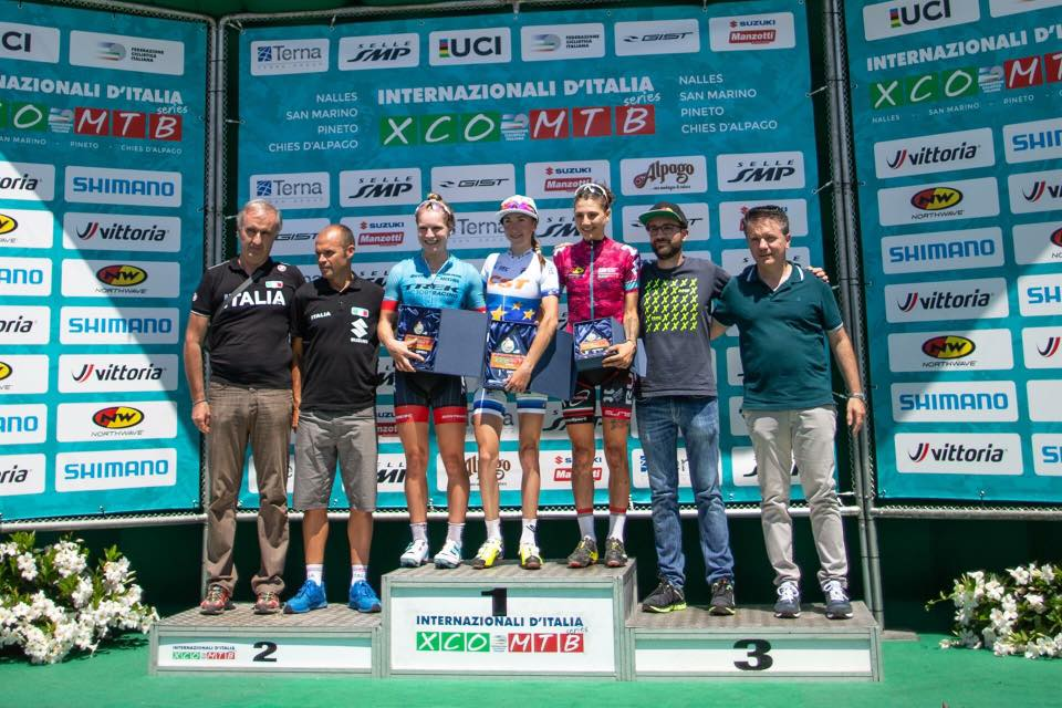 Велогонщиця з Луцька перемогла на змаганнях в Італії