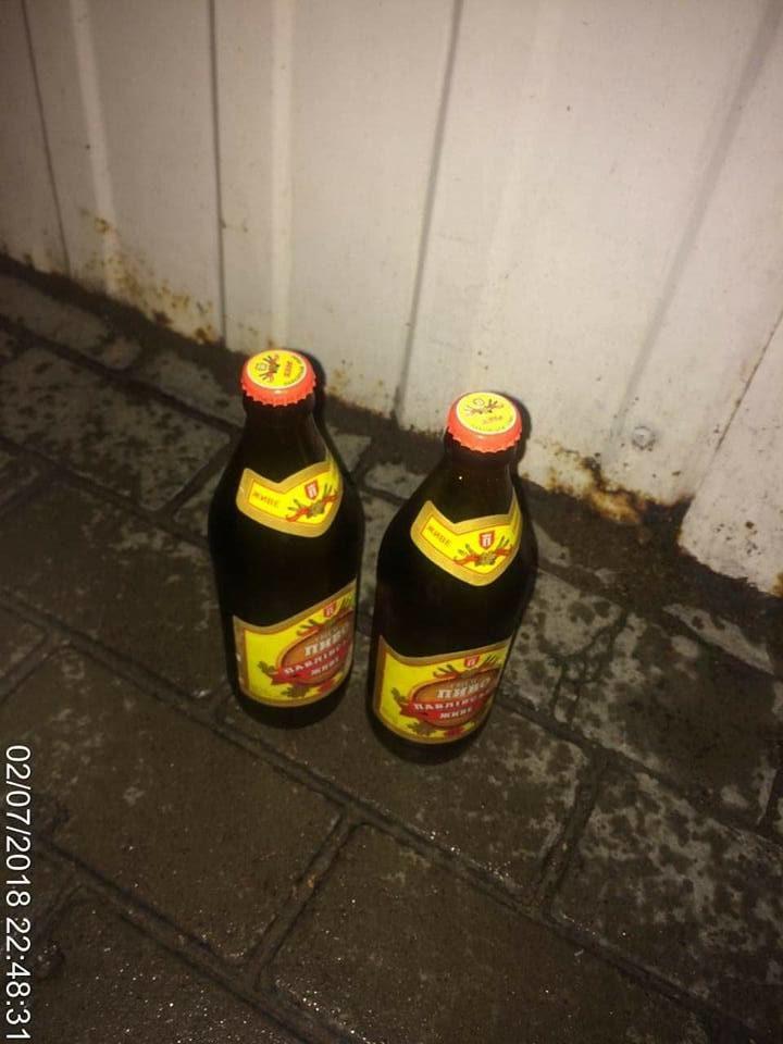 У Луцьку торгували алкоголем у заборонений час