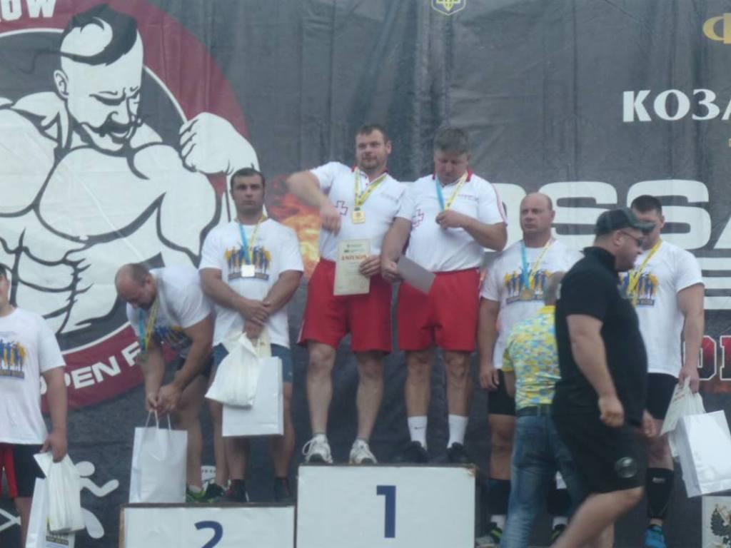 Волиняни стали чемпіонами «Козацьких розваг». ФОТО
