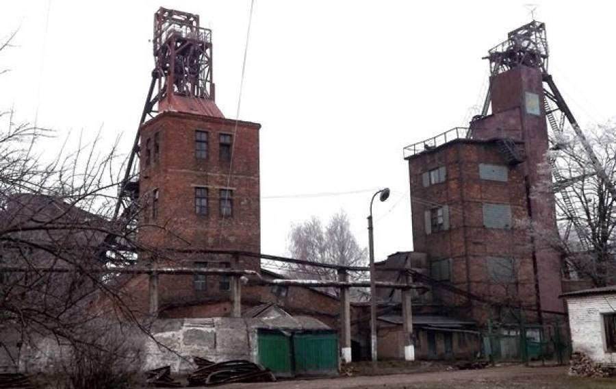 Волинська шахта зупинила роботу