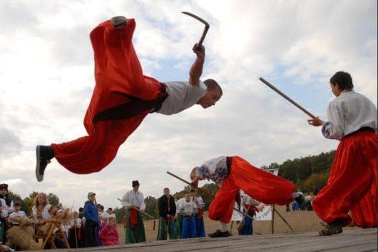 Волинян кличуть на фестиваль бойових мистецтв