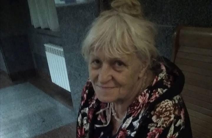 Лучан просять упізнати бабусю, яка сидить на вокзалі