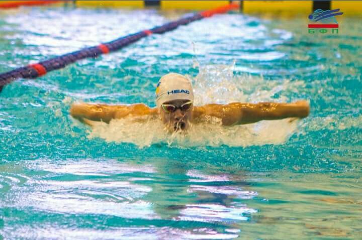 Лучани вибороли перемогу на чемпіонаті Білорусі з плавання. ФОТО