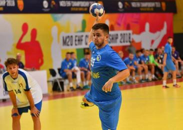 Україна здобула перемогу на чемпіонаті Європи з гандболу завдяки лучанину