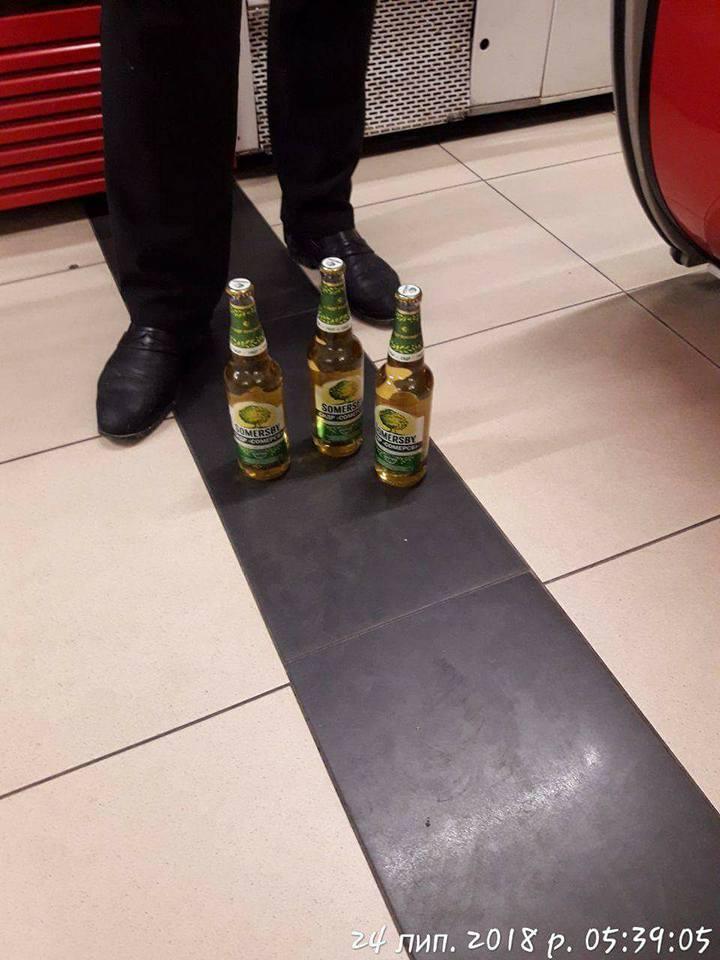 У Луцьку покарали магазин за продаж «нічного» алкоголю