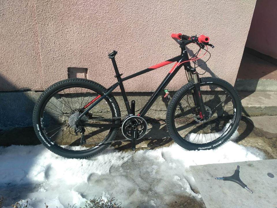 У Ковелі просять допомогти знайти викрадений велосипед