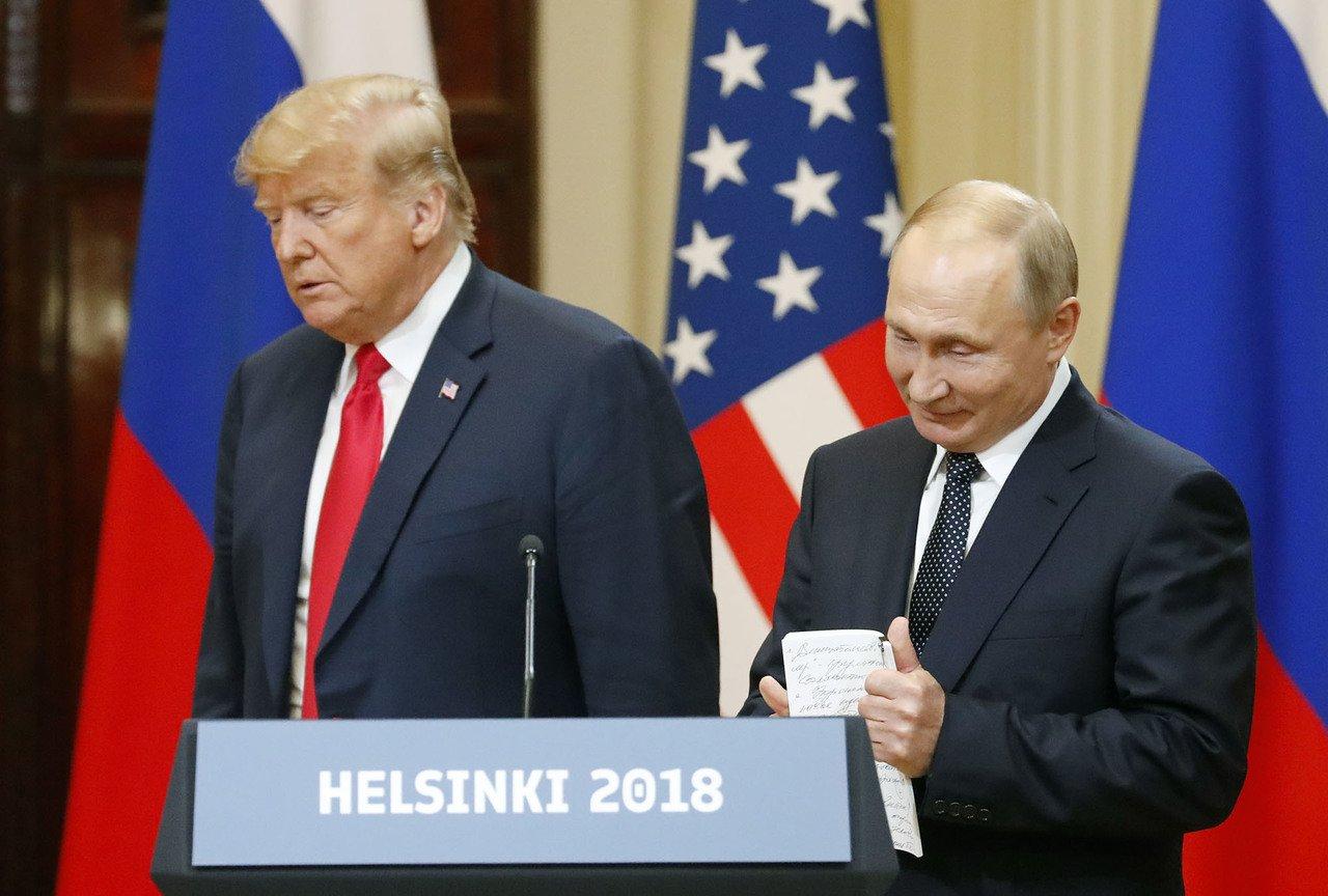 Трамп заявив, що згоден з висновками розвідки США щодо втручання РФ у вибори
