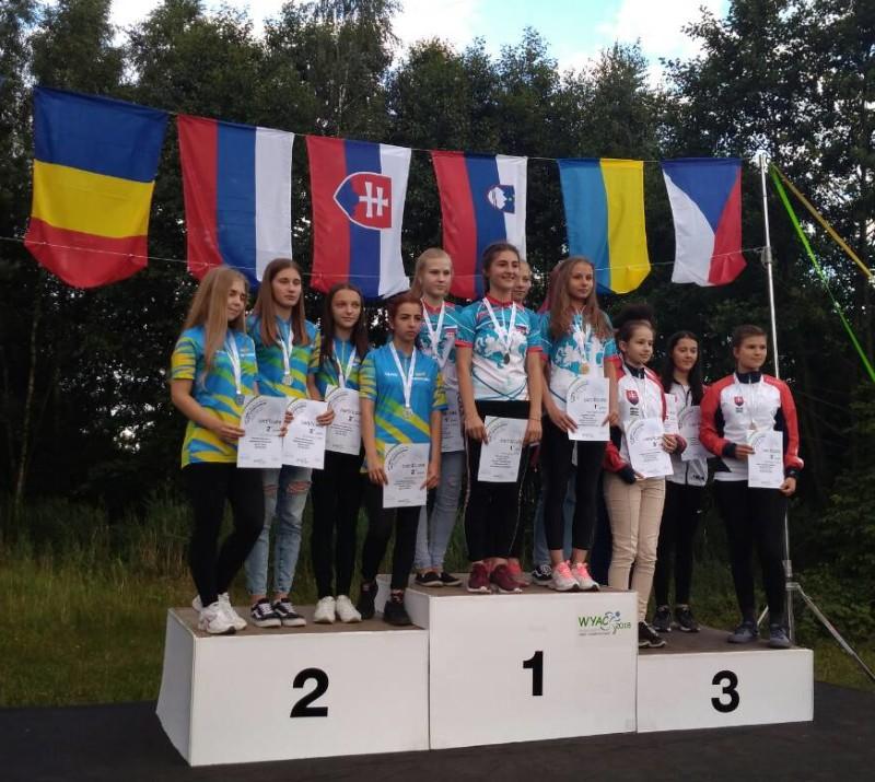 Лучани вибороли медалі на чемпіонаті світу зі спортивної радіопеленгації. ФОТО