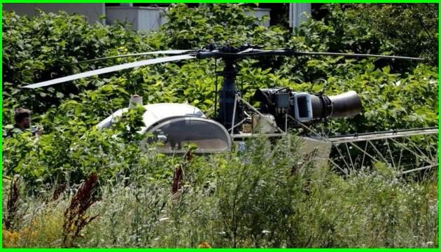 У Франції злочинець утік із в'язниці на вертольоті