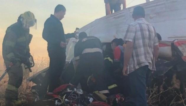 У ПАР розбився пасажирський літак