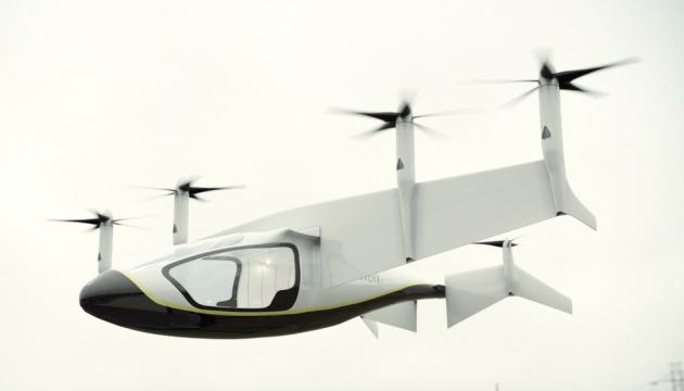 «Rolls-Royce» випустить літаюче таксі