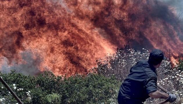 Пожежі у Греції: кількість загиблих зросла до 85