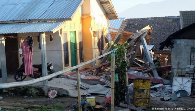 В Індонезії зростає кількість жертв землетрусу