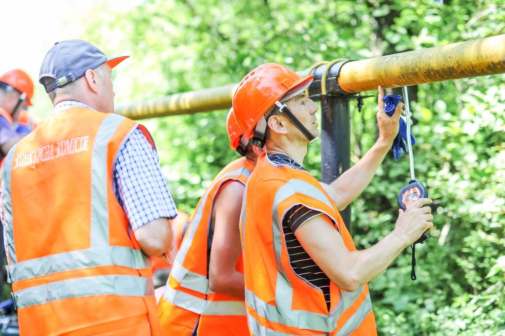 Волинські газовики обстежили понад 4,5 тисячі кілометрів газових мереж