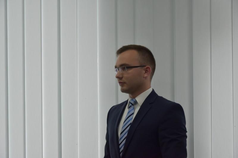 У Луцьку призначили начальника відділу державного архітектурно-будівельного контролю