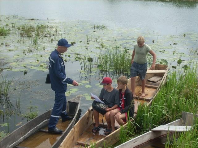 Рятувальники нагадали волинянам правила безпечного відпочинку на воді