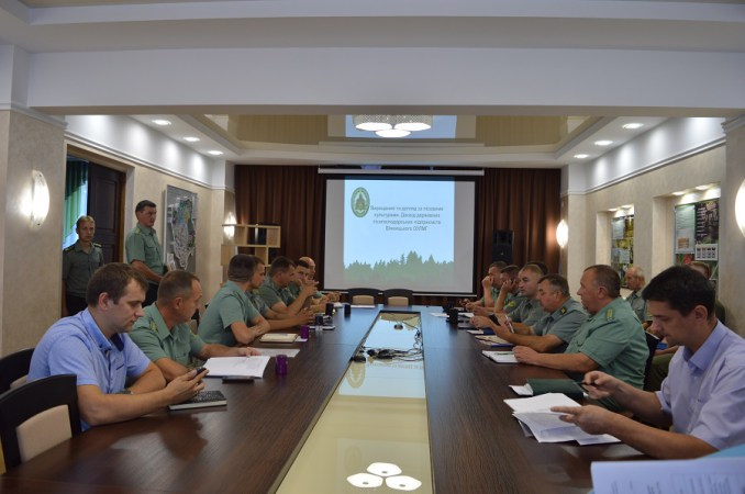 Волинські лісівники обговорили актуальні питання ведення лісового господарства