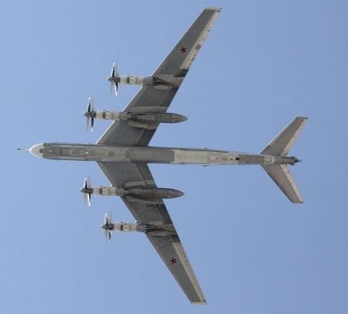 Південна Корея висловила протест через вторгнення бомбардувальників РФ