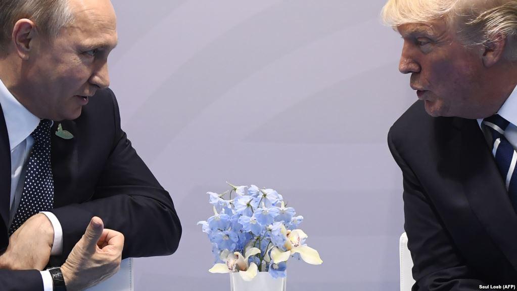 Трамп заявив про «дуже добрий початок» саміту з Путіним