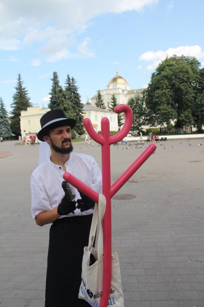 Театральний фестиваль «Мандрівний вішак» відбудеться у новому форматі. ФОТО
