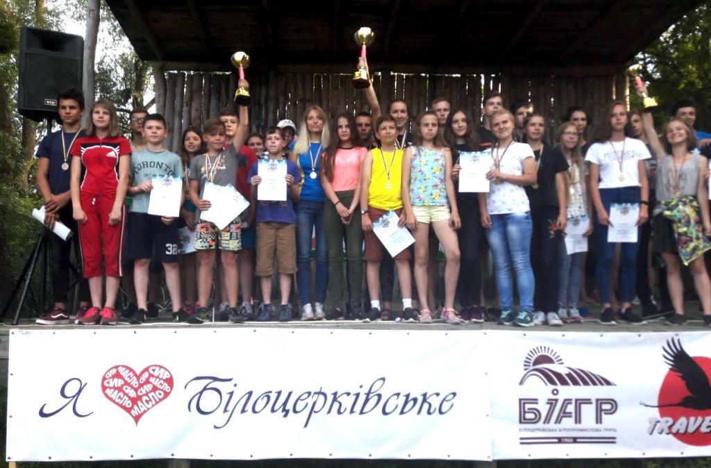 Волинські орієнтувальники здобули срібло на Всеукраїнських змаганнях