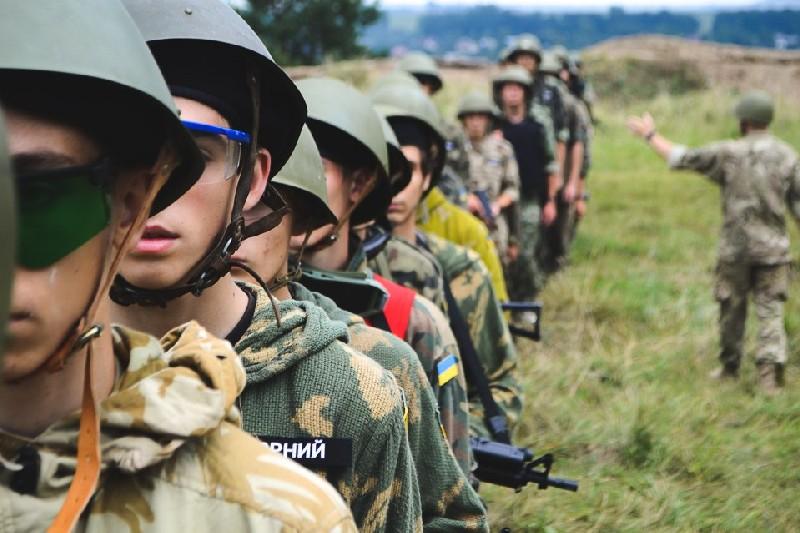 Волинян кличутьу військово-патріотичний табір