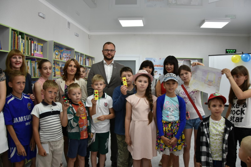 У Луцьку відкрили сучасну бібліотеку. ФОТО