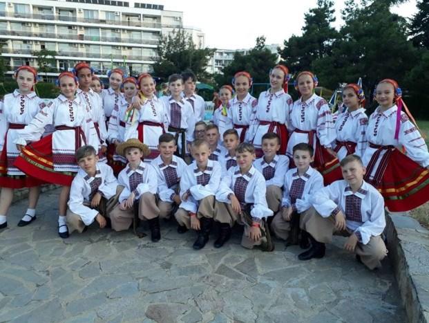 Ансамбль «Волиняночка» здобув гран-прі на Міжнародному фестивалі