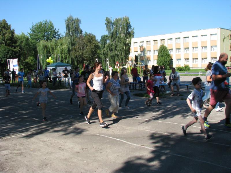 «Ранкова гімнастика для всіх» відсвяткувала свою другу річницю. ФОТО