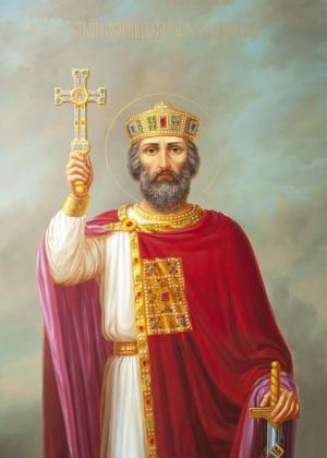 Сьогодні відзначають свято Володимира Великого