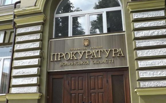 У Луцьку біля прокуратури побилися активісти