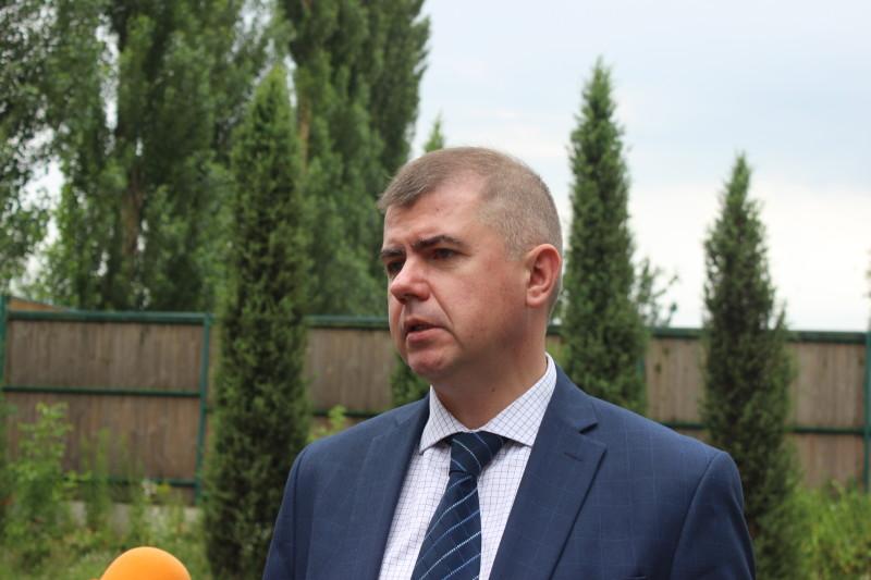До Луцька приїхав заступник Міністра молоді та спорту України. ФОТО