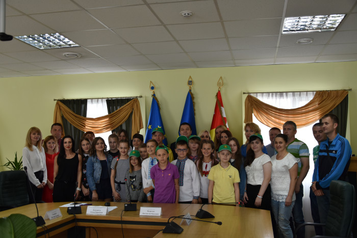 20 дітей з сімей учасників АТО відпочивали у Литві. ФОТО