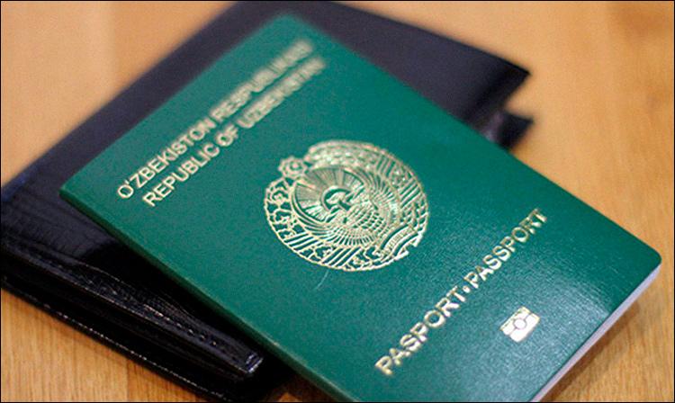 На Волині виявили жінку з Узбекистану з підробленим паспортом