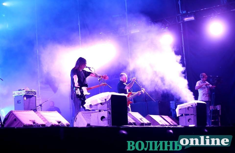 На головній сцені «Бандерштату» виступив гурт з Нової Зеландії. ФОТО
