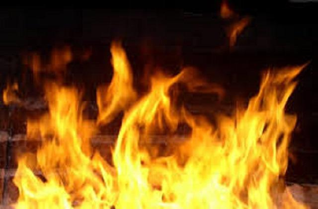 У луцькій багатоповерхівці ледь не згоріла бабуся