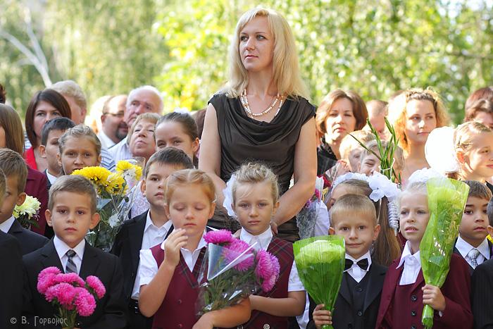 В Україні у 2018 році до школи підуть 448 тисяч першокласників