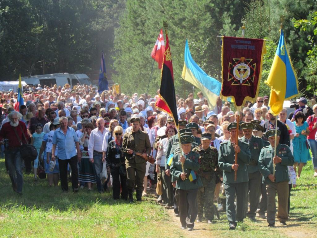 У Берестечку та Вовчаку фестивалили шанувальники українського фольклору. ФОТО