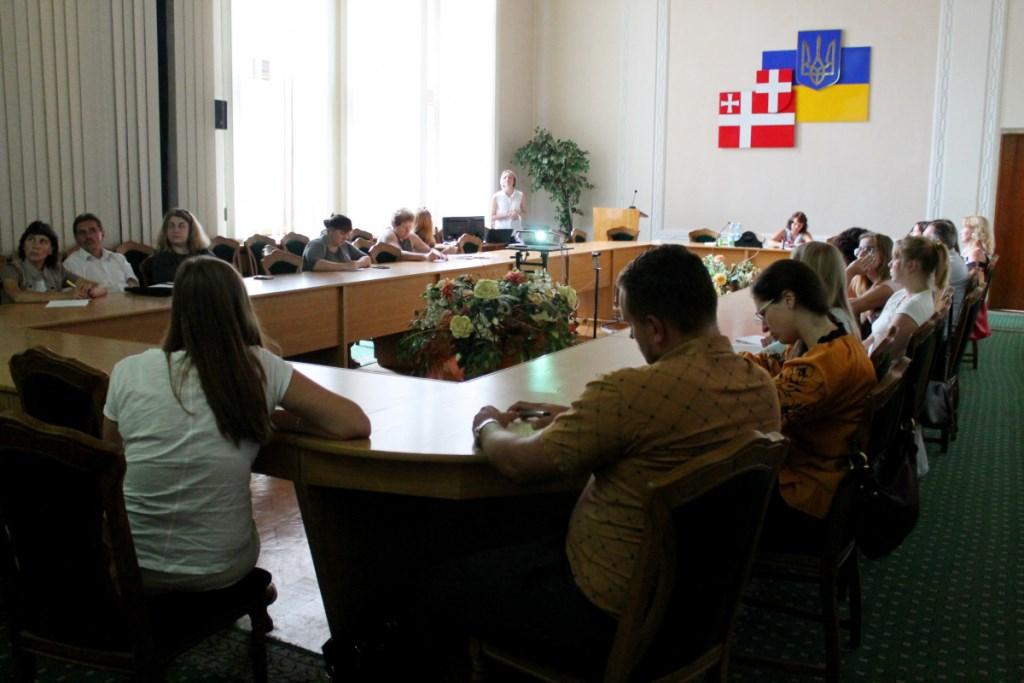 Волинян навчали, як ефективно продавати комунальне та державне майно через «ProZorro»
