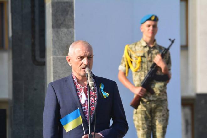 Вітання голови Волинської ОДА з нагоди Дня незалежності України
