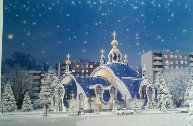 У Луцьку зведуть дитячий заклад з храмом на місці дитсадка
